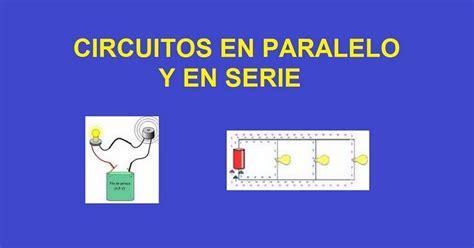 convertir serie de imagenes a pdf circuitos en paralelo y en serie explicaci 243 n calculos y