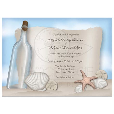 Anniversary Invitation Beach Themed Wedding Invitations Card Invitation Templates Card Wedding Invitation Templates Theme