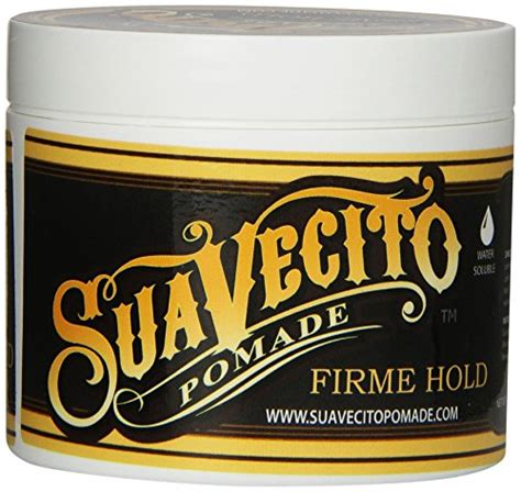 Pomade Suavecito Strong suavecito pomade 4 oz firme strong hold 859896004018 toolfanatic