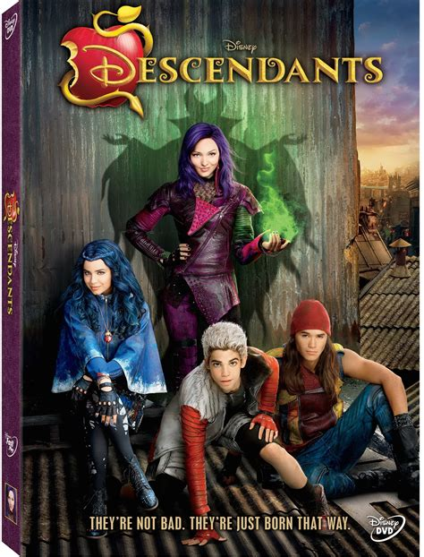 review disney s descendants she scribes