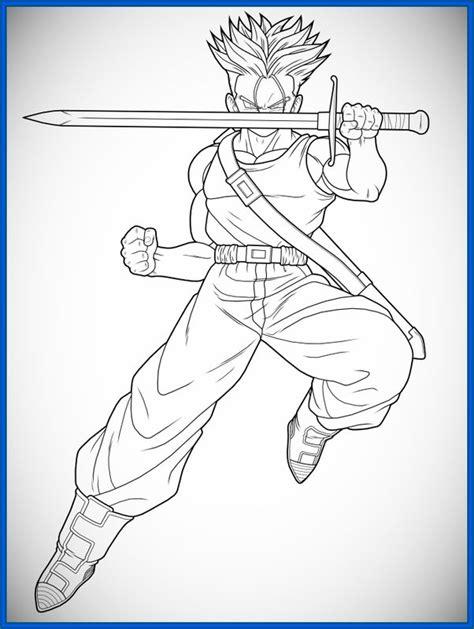 imagenes dibujadas a lapiz de dragon ball z dibujos de dragon ball z para imprimir a color archivos
