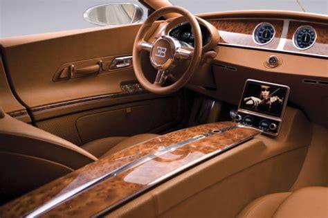 bugatti sedan interior bugatti galibier interior