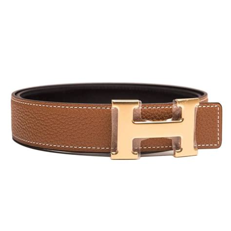 Hermes Reversable Belt With Hpalladium Buckle Gold Mirror Quality hermes 32mm reversible black gold constance h belt plated gold buckle 85 cm for sale at 1stdibs