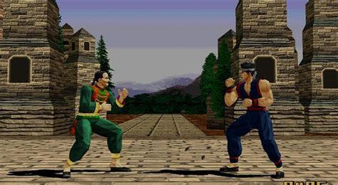 Model2 Gamis Sega S Releasing 3 Fighting Ports Virtua Fighter 2
