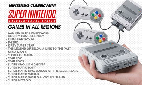 snes classic mini has two the snes classic mini what you need to hackinformer