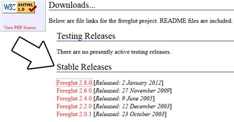 tutorial opengl linux lazy foo productions setting up freeglut on linux