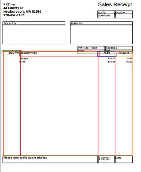 Simple Sales Receipt Template by Sle Sales Receipt Form 7 Exles In Word Pdf