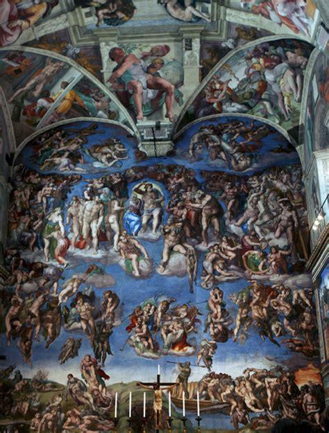 decke der sixtinischen kapelle rundgang durch vatikanische museen im kino religion orf at