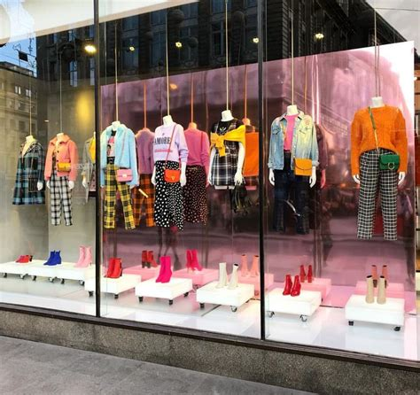 groupon haircut oxford circus 614 best visual merchandising windows images on