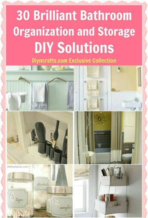 bathroom organization ideas pinterest organization ideas for bathroom pinterest crafts