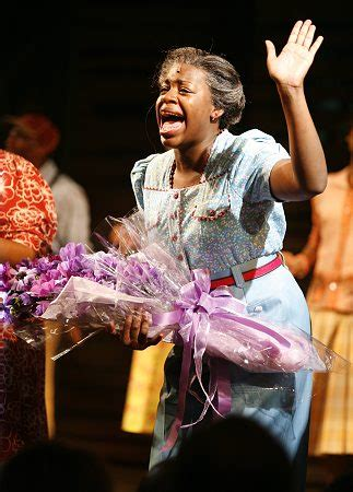 Fantasia In The Color Purple by Photo Coverage Fantasia Opens In The Color Purple