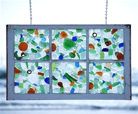 stunning sea glass mosaic diy ideas completely coastal
