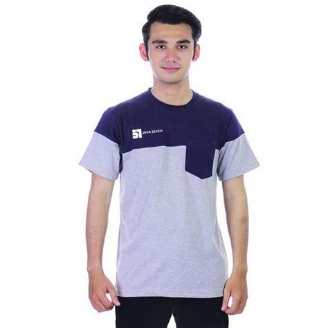 Kaos T Shirt Pria Azzurra kaos oblong polos murah dra 100