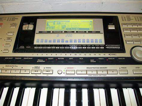 yamaha psr 740 image 928134 audiofanzine