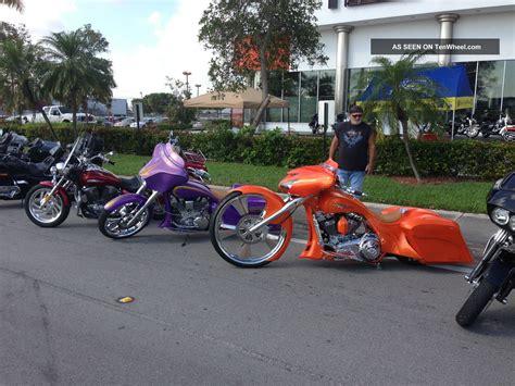custom bagger harley   yamaha roadstar