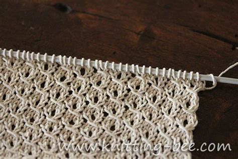 st st knitting term st johns wort is a gorgeous traditional lace knitting