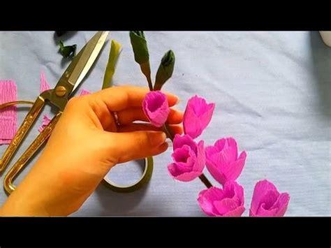 gladiolus paper flower tutorial gladiolus paper flower tutorial hoa lay ơn giấy nh 250 n