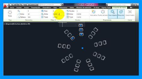 varias imagenes a pdf online autocad matriz polar circular clonar varias veces