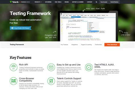 tutorial visual studio test professional telerik test studio framework download metrgsm