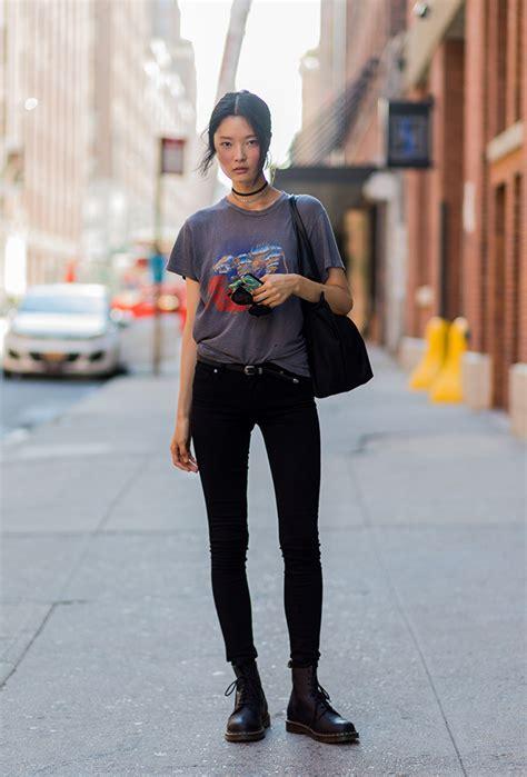 best fashion new york fashion week style 2017 the best