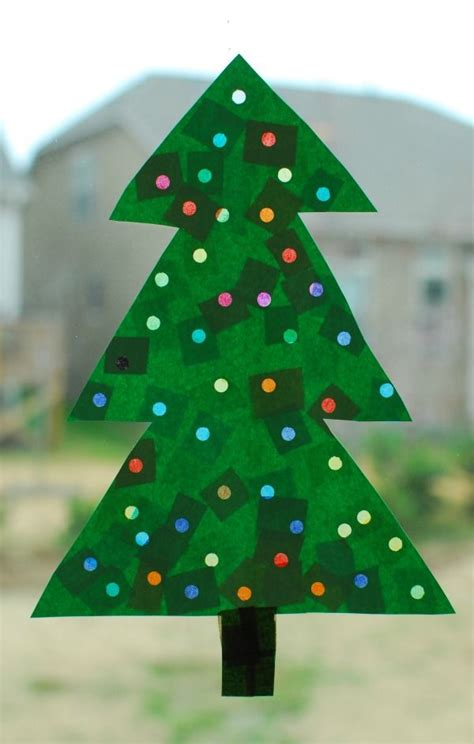 christmas tree crafts for preschool 1000 images about foto s on tissue paper pictures and crafts