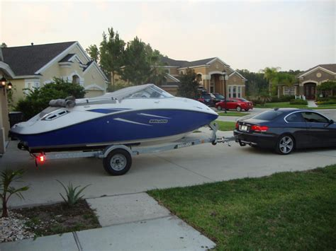 civic towing boat can you tow a boat with a 325ci lol page 2 e46fanatics