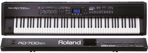 Keyboard Roland Rd 700 roland rd 700sx image 324922 audiofanzine
