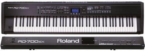 Keyboard Roland Rd 700 Bekas roland rd 700sx image 324922 audiofanzine
