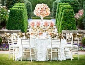 outdoor bridal shower decoration ideas top 35 summer wedding table d 233 cor ideas to impress your guests