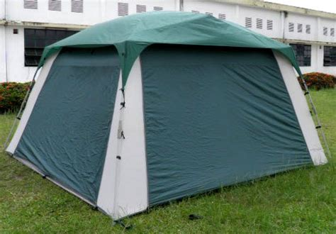 Screen Tent with Awnings and Side Walls   Pinnacle Tents