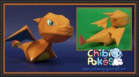 How To Make Origami Charizard - image gallery origami charizard