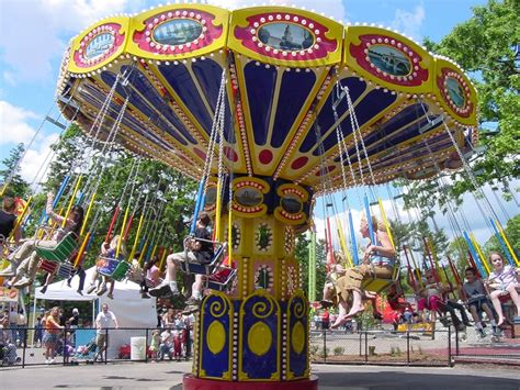 swings and things hours como town swing family ride at como town amusement park in