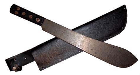 what are machetes the machete