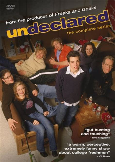 I Watched Undeclared On Dvd And It Was Essentia undeclared tv series 2001 2003 imdb