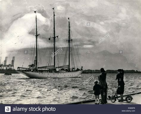xarifa sailing boat aug 23 1953 pictured is the sailing ship xarifa a