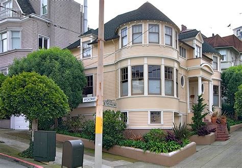 ms doubtfire house the classic san francisco victorian from quot mrs doubtfire quot