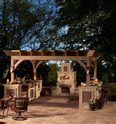 outdoor kitchen islands fireplaces pergolas buffalo ny 10 outdoor kitchen designs sure to inspire unilock