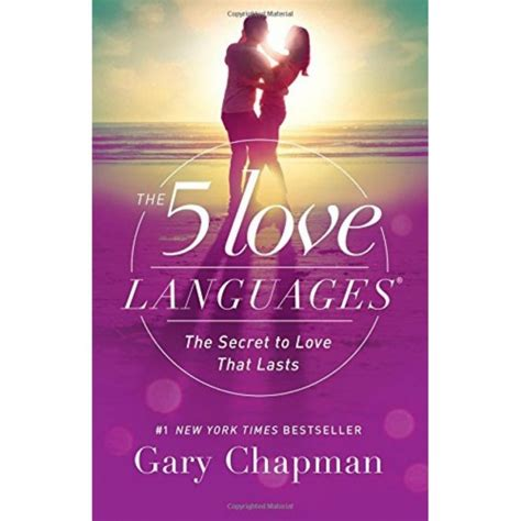 libro the 5 love languages the 5 love languages gary chapman