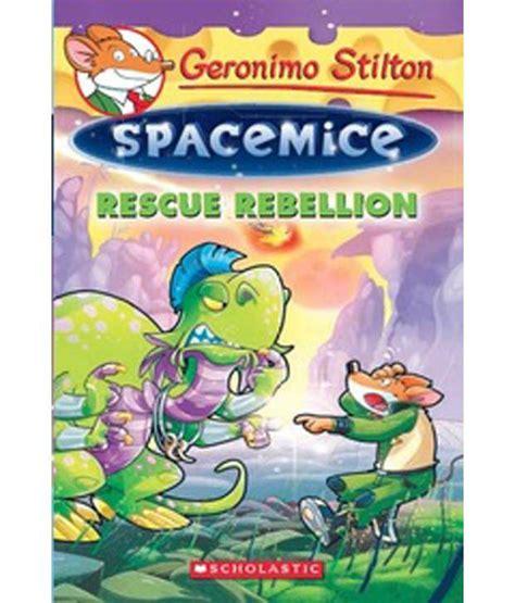 The Secret Dinosaurus Book 4 The Rescue geronimo stilton spacemice 5 rescue rebellion paperback