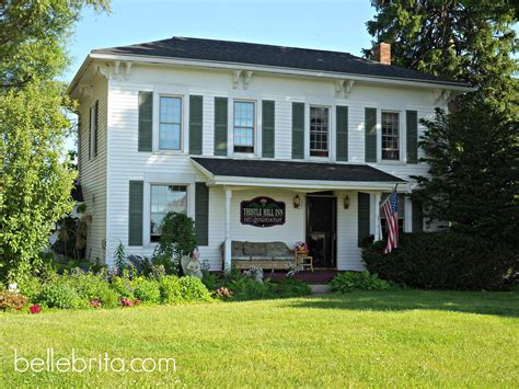 romantic bed and breakfast ohio romantic weekend getaway in lexington ohio belle brita
