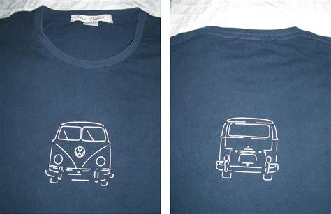 Tshirt Vw Volkswagen vw t shirts cervan