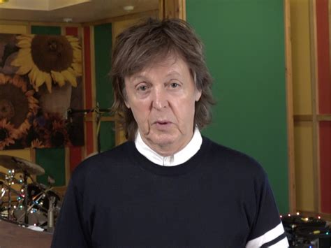 paul mccartney turned away from grammys after