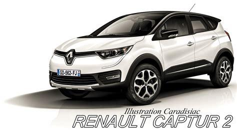 Captur Le Suv De Renault Changera En 2019