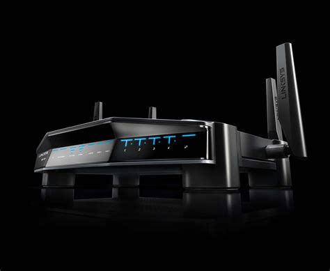 Router Linksys Linksys Announces The True Gaming Router To Help