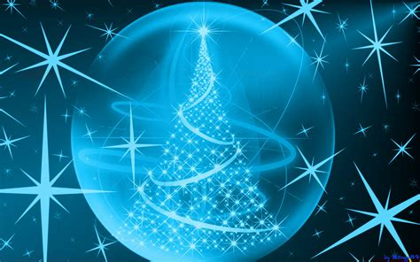 christmas wallpapers with blue lights reses tree wallpapers