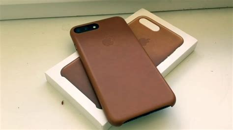 iphone   iphone   leather case saddle brown youtube