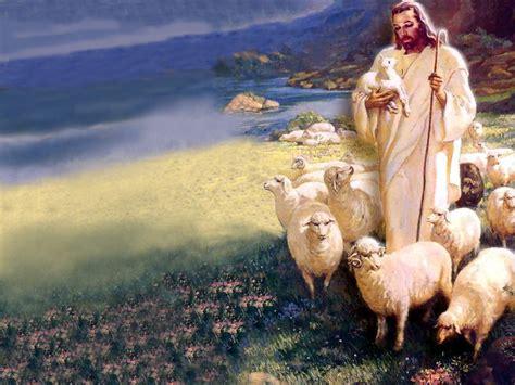 wallpaper hd yesus kristus yohanes 10 11 18 gembala yang baik katarina halim loves