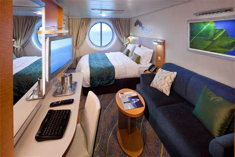 Cruise Cabin Reviews by Royal Caribbean Oasis Of The Seas Cabin 3600 Expert