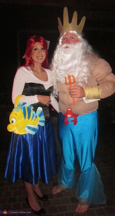 ariel   mermaid halloween costume unique diy