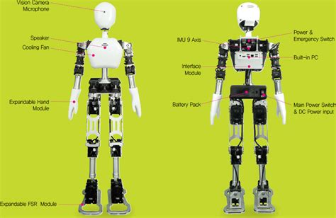 Home Design Addition Ideas by Robobuilder Uxa 90 Humanoid Robot Robotshop